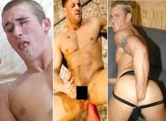 Sexo bizarro com gays