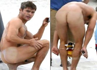 Zac Efron Naked Pic