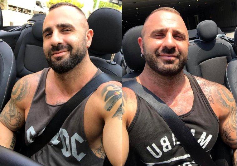 As novas Nudes do DJ Boladão Salvatore Martinez